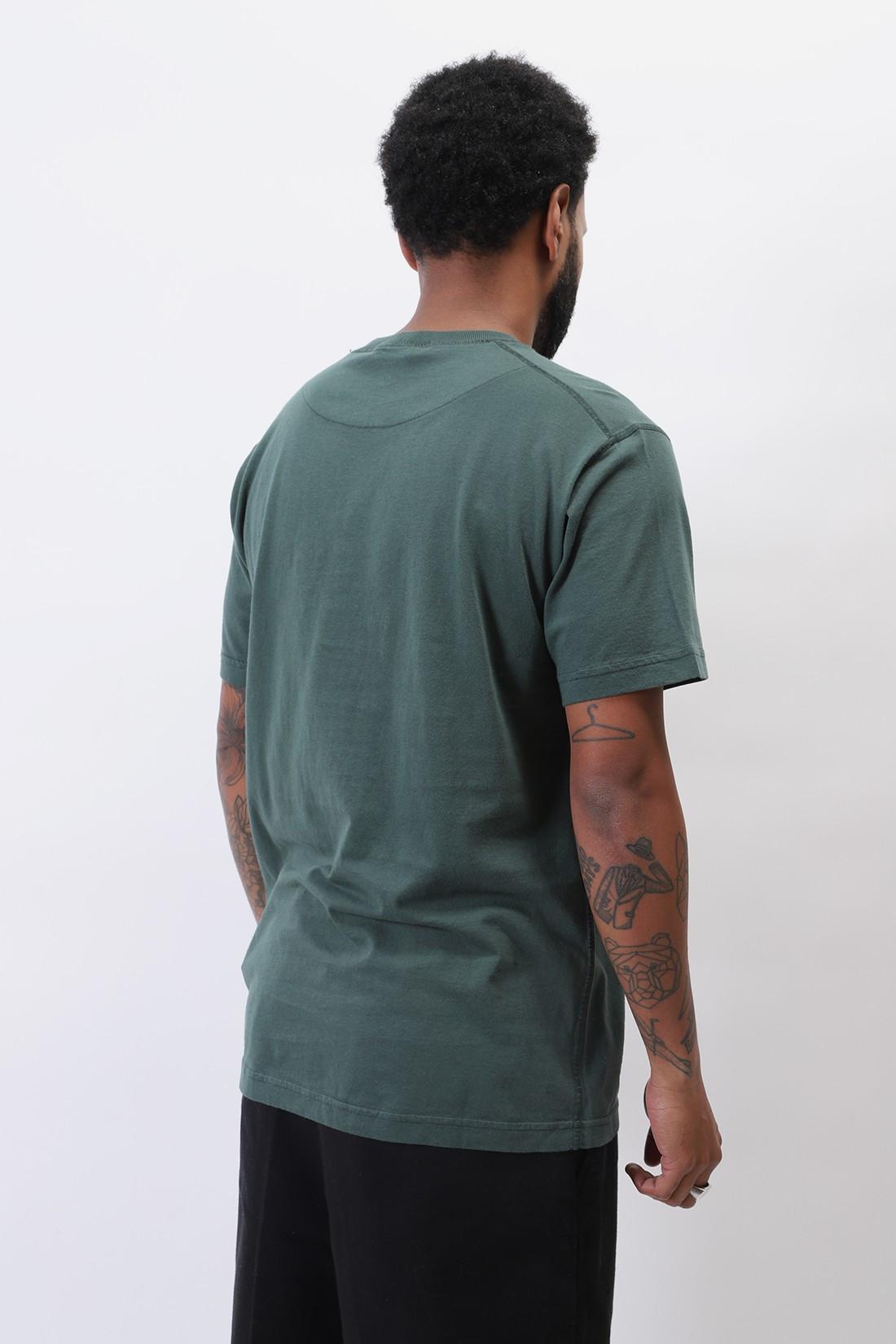 STONE ISLAND / 23757 fissato t-shirt v0057 Petrolio