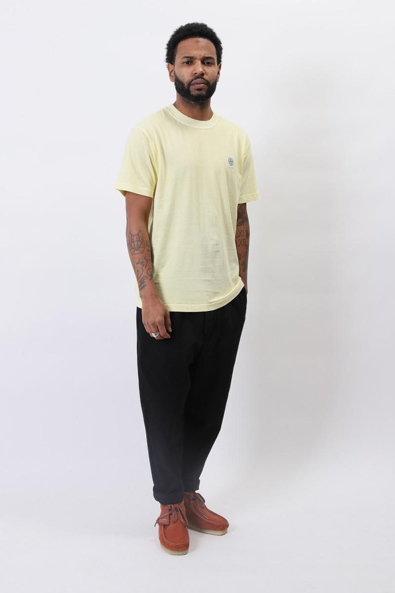 23757 fissato t-shirt v0131 Limone