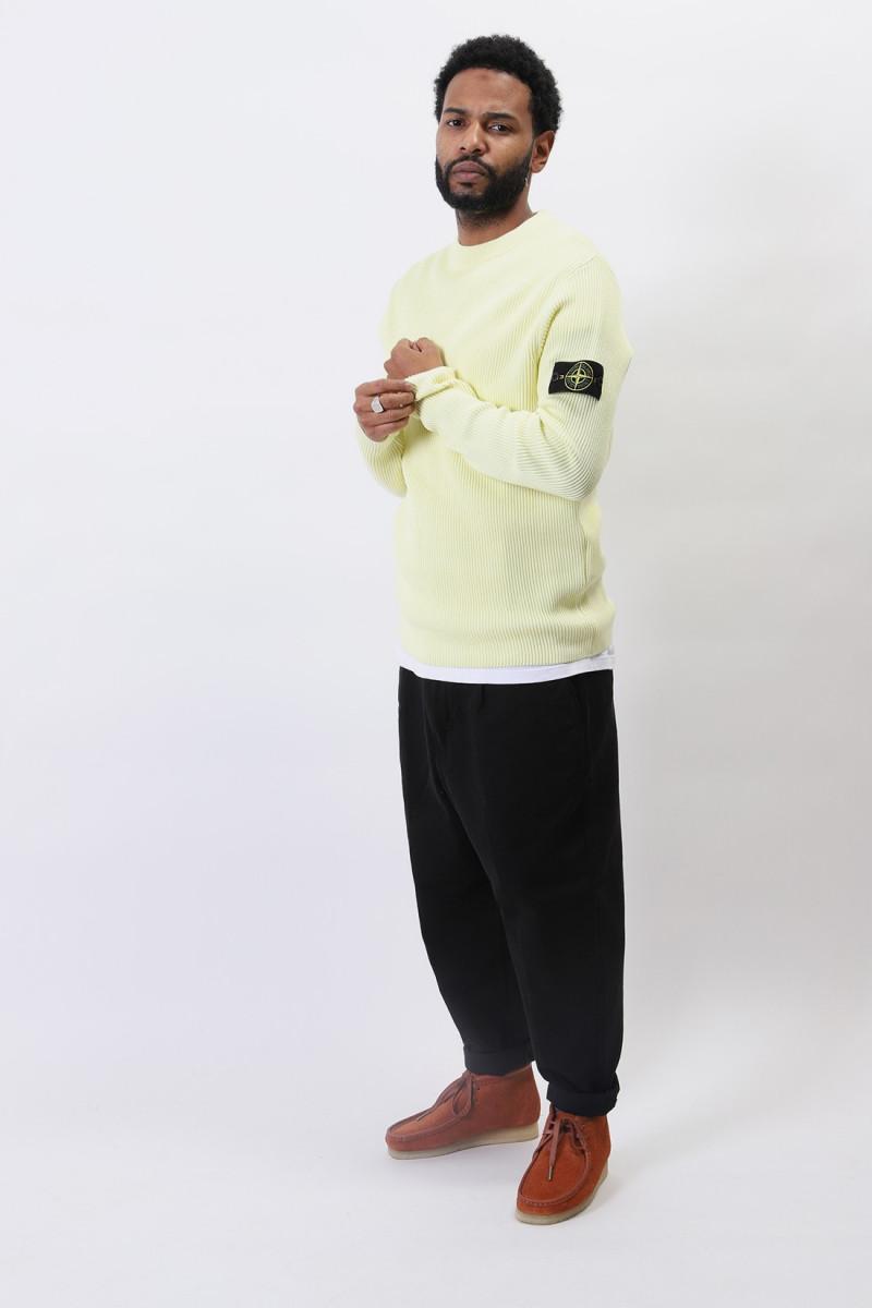 552d8 crewneck knitwear v0031 Limone