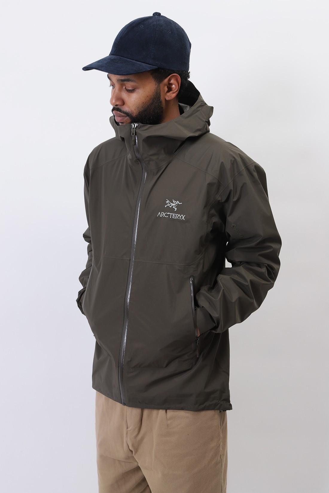 ARC'TERYX / Zeta sl jacket mens Dracaena
