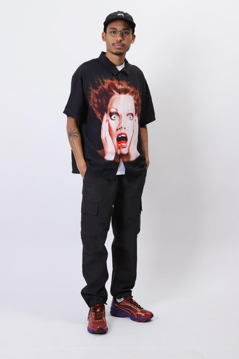 Harumi girl shirt Black