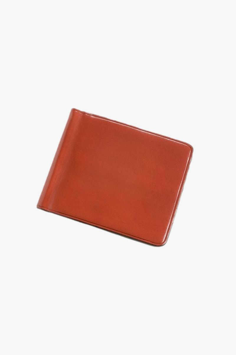 Bill clip wallet Coralred