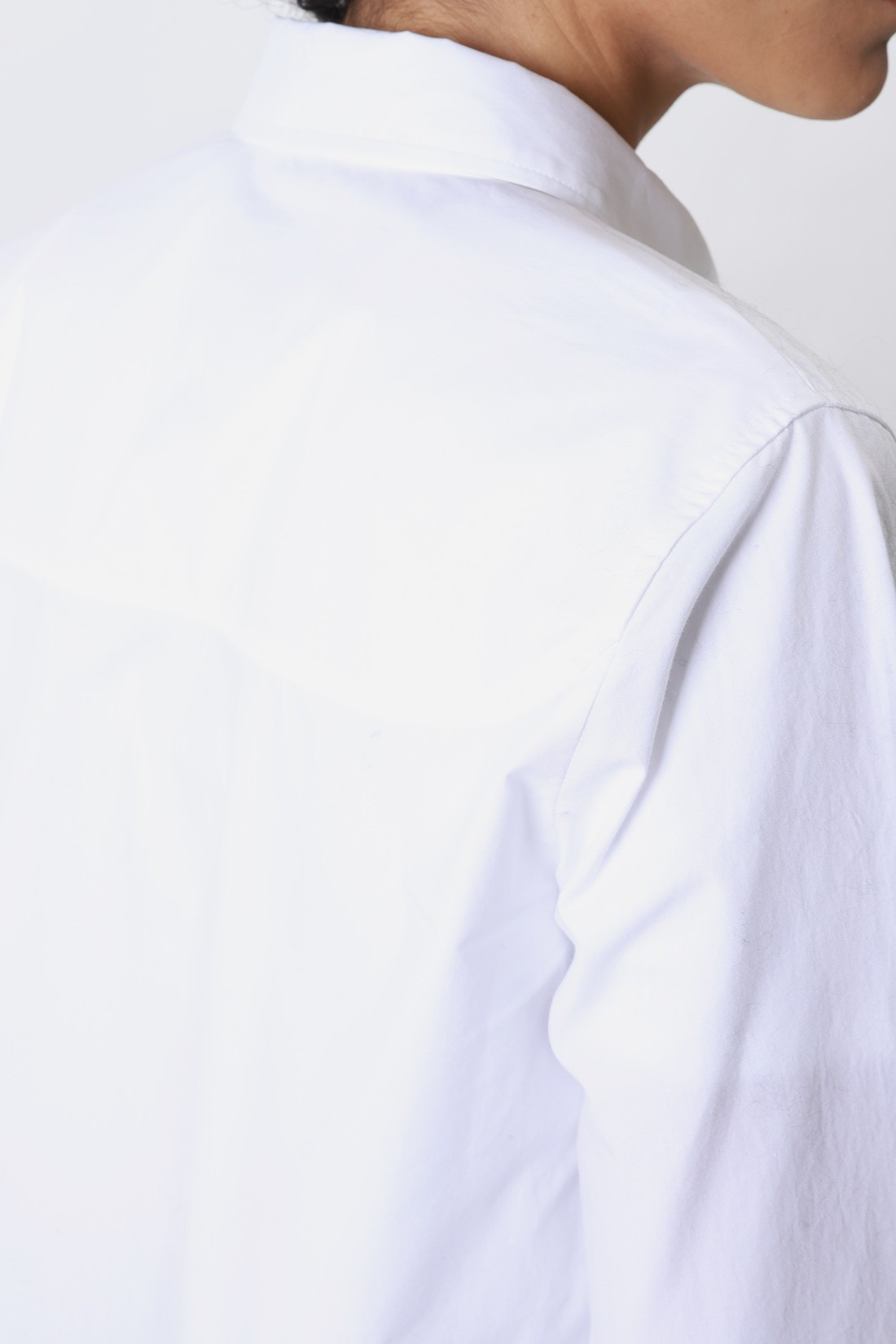 A.P.C. FOR WOMAN / Chemise pascale Blanc