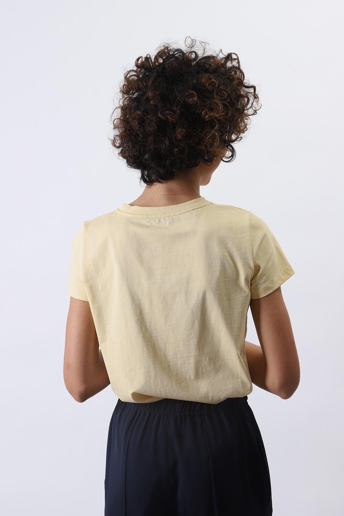 A.P.C. FOR WOMAN / T-shirt item Jaune