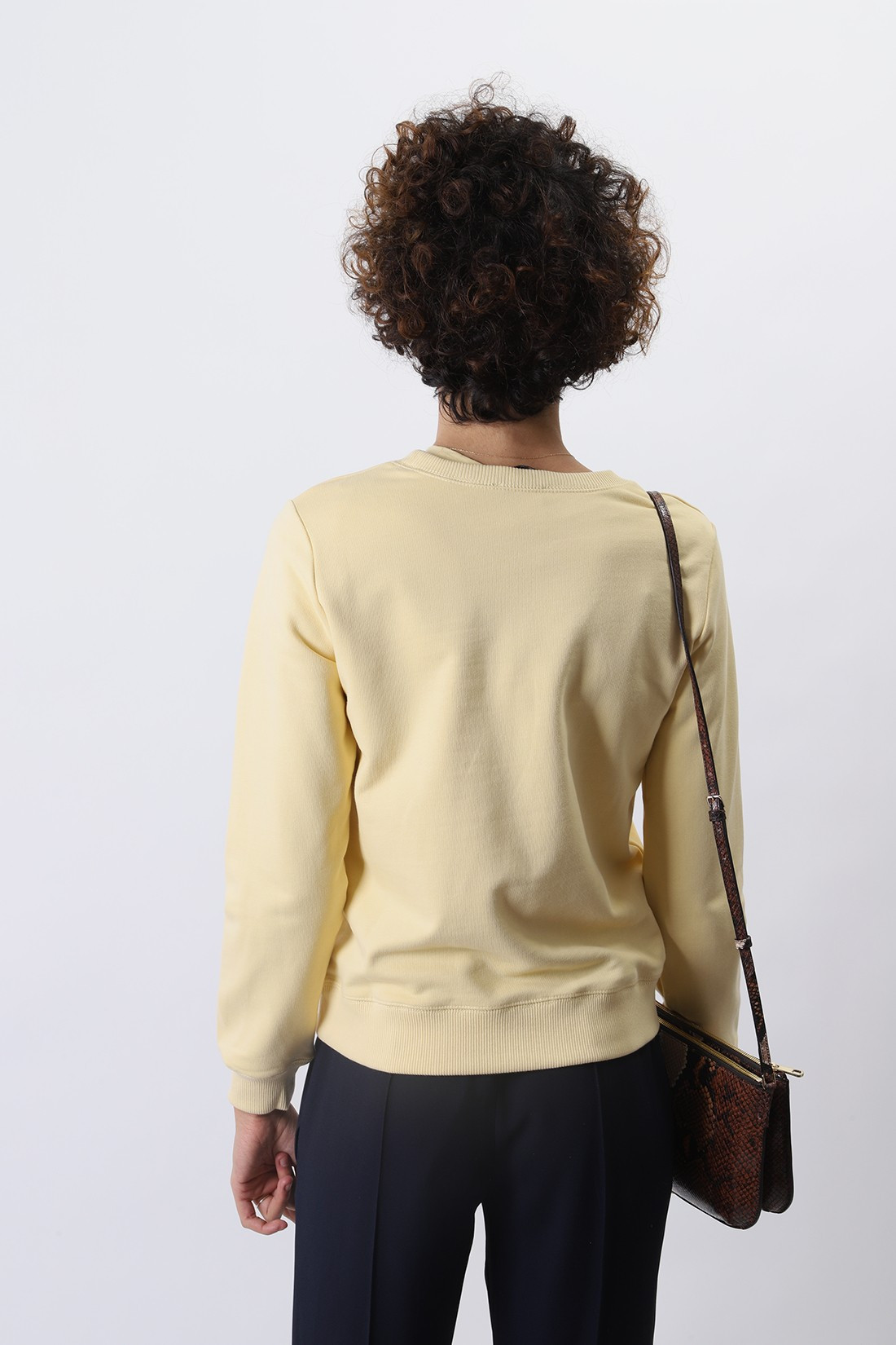 A.P.C. FOR WOMAN / Sweat item Jaune