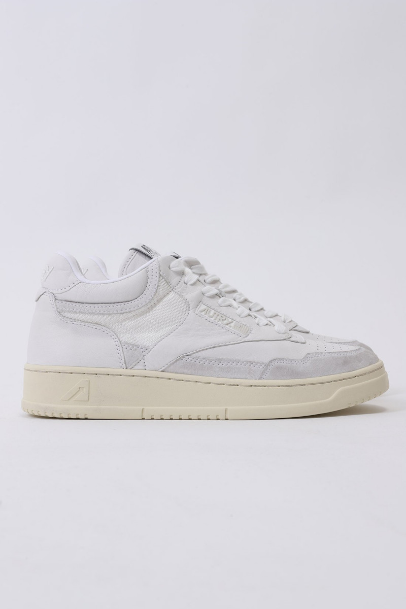 Autry mid man ce01 All white