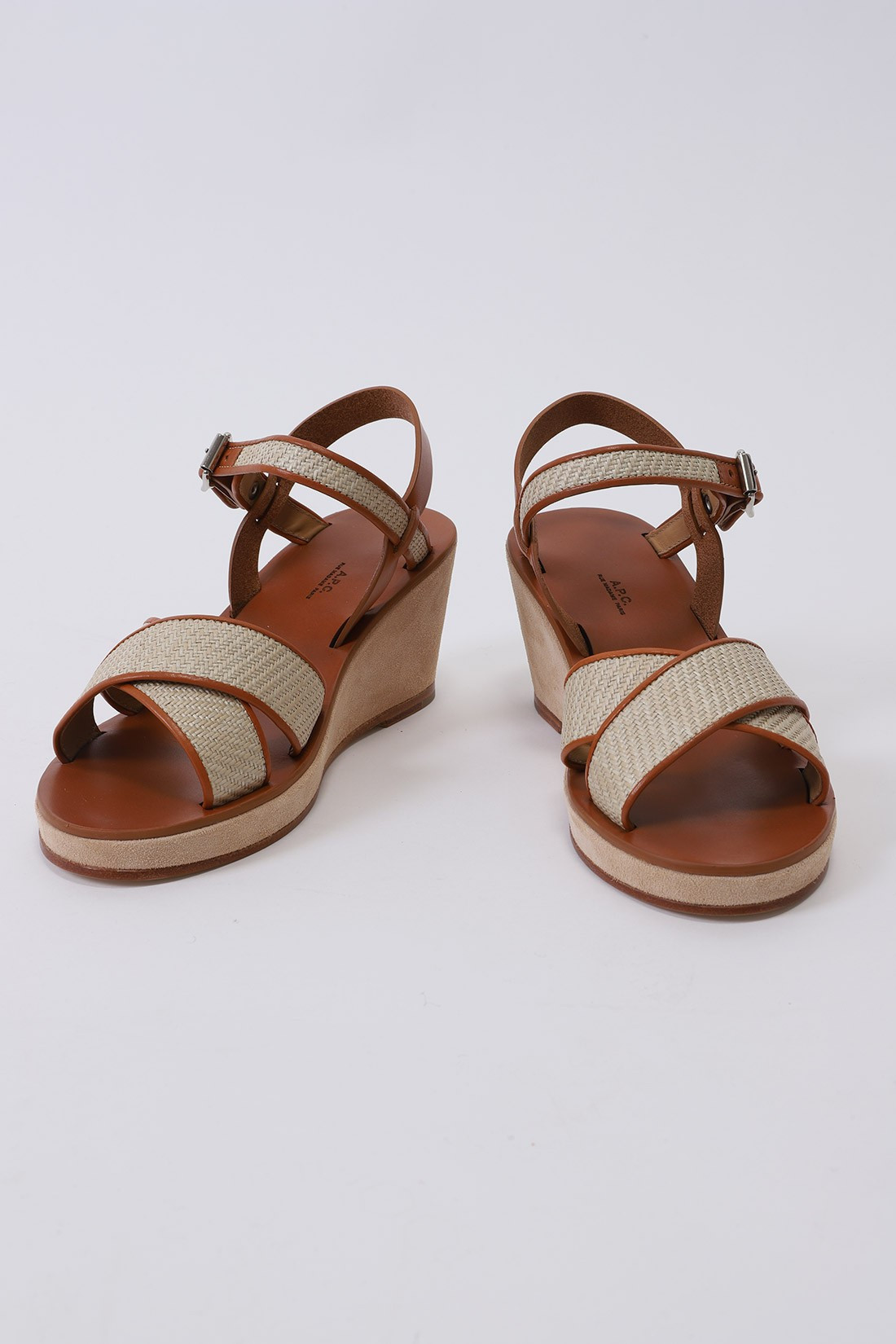 A.P.C. FOR WOMAN / Sandales judith Beige