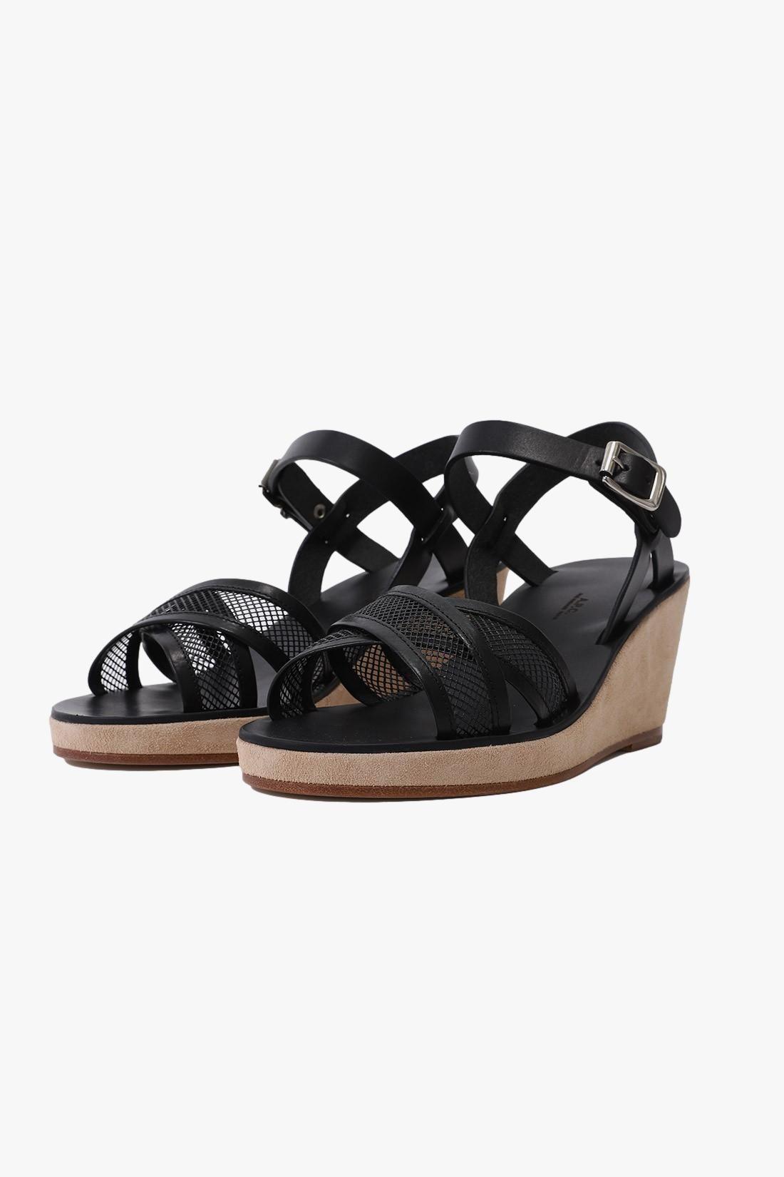 / Sandales judith Noir