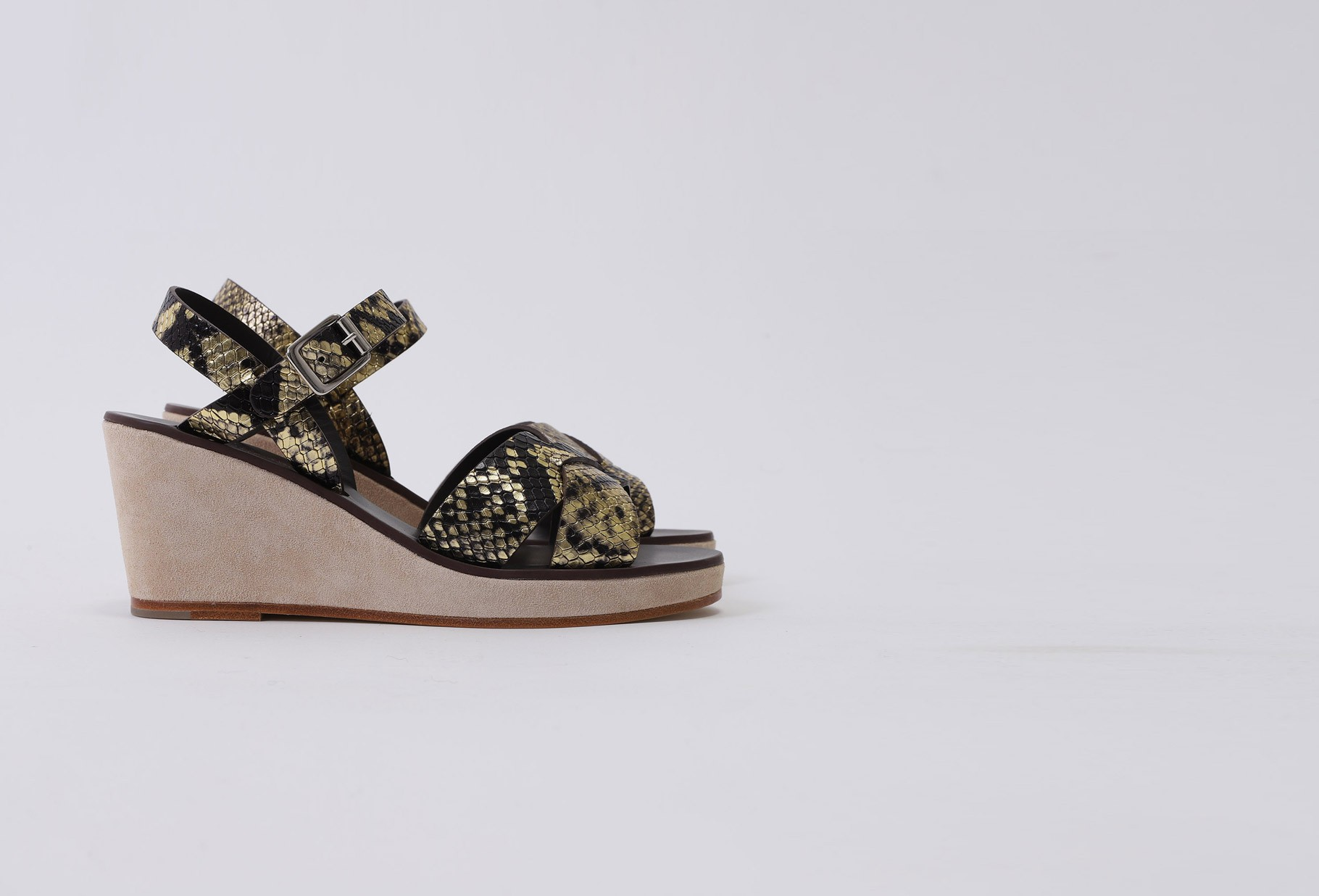 A.P.C. FOR WOMAN / Sandales judith Or