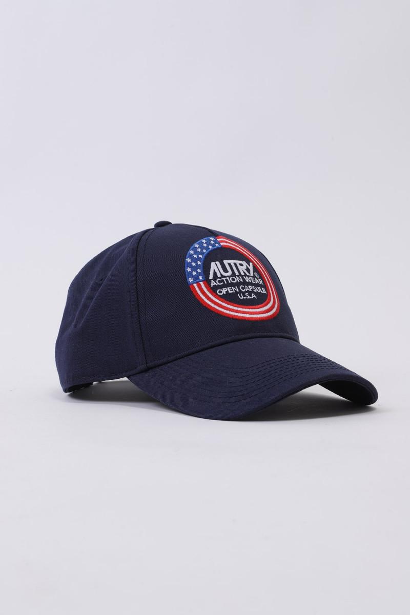 Autry cap unisex Blue