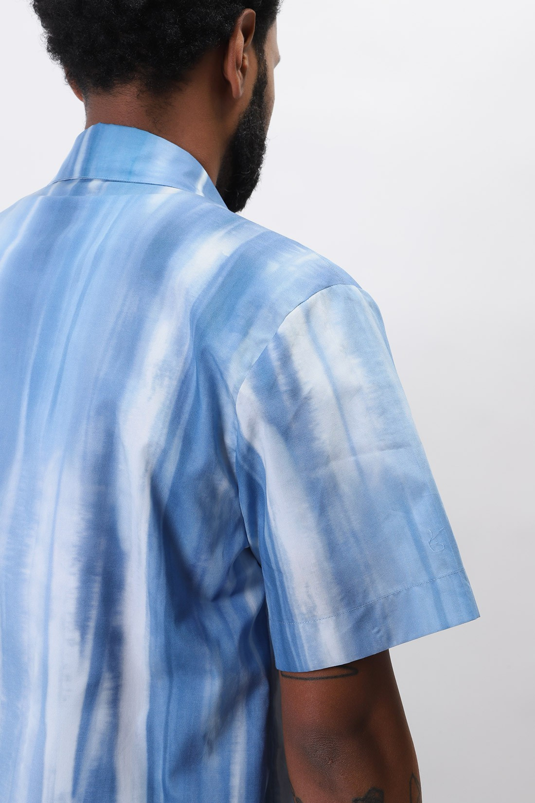 A.P.C. / Chemisette joseph Bleu