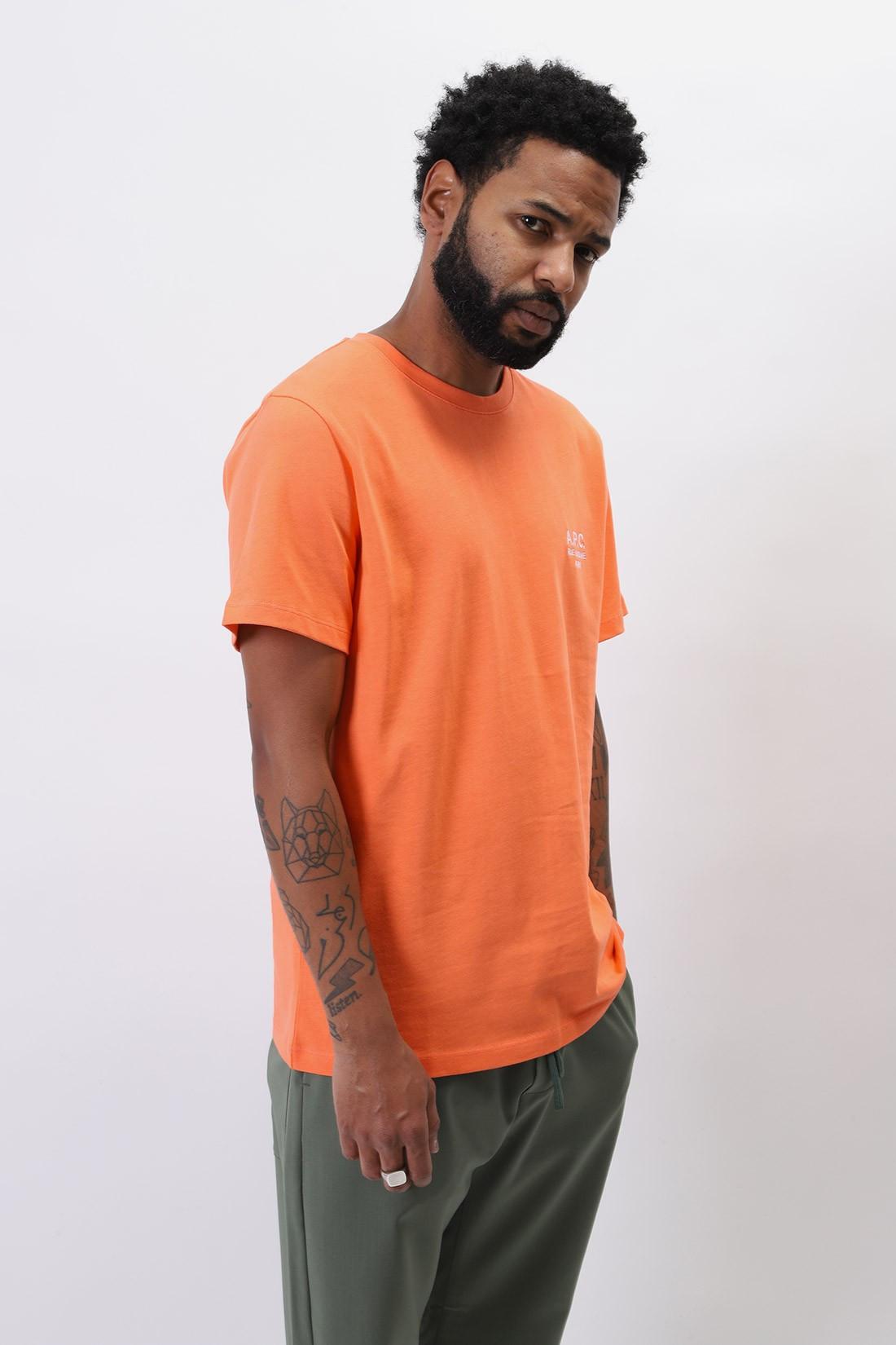 A.P.C. / T-shirt raymond Corail