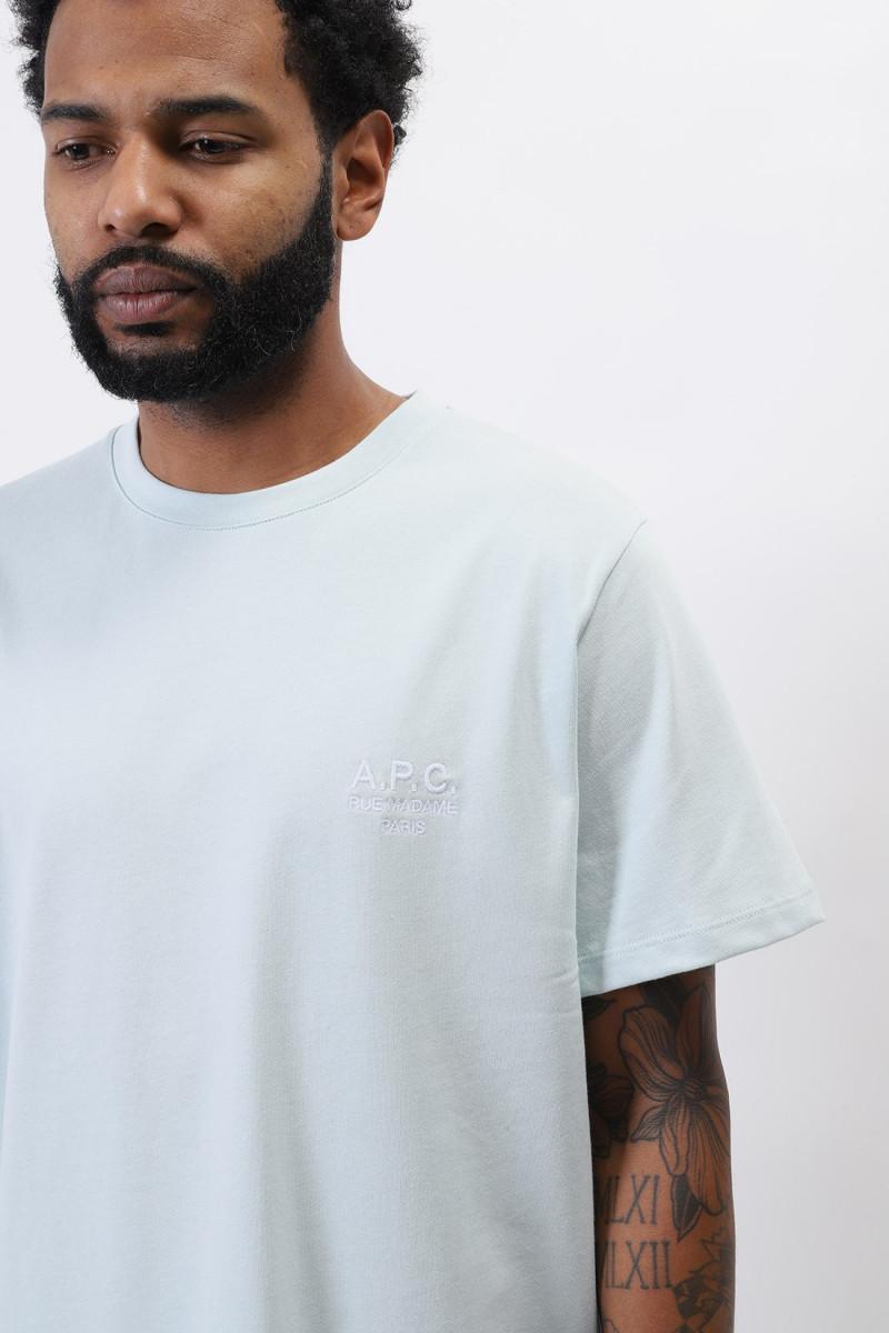 T-shirt raymond Vert pale