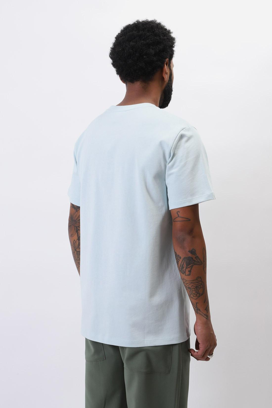 A.P.C. / T-shirt raymond Vert pale