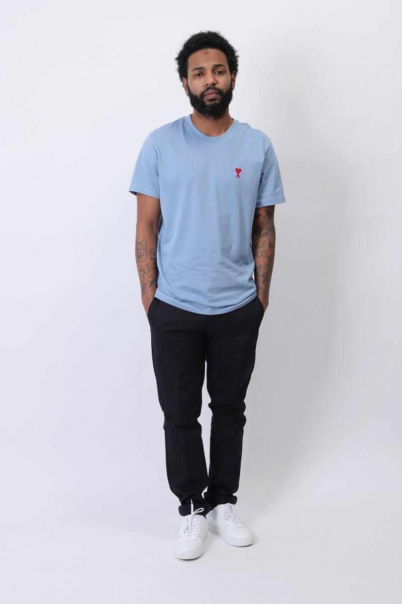 T-shirt ami de coeur Bleu ciel