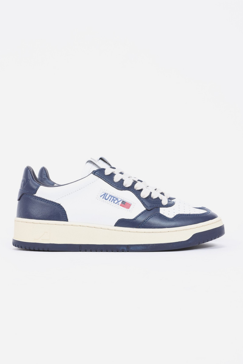Autry bu06 Bicolor white / navy