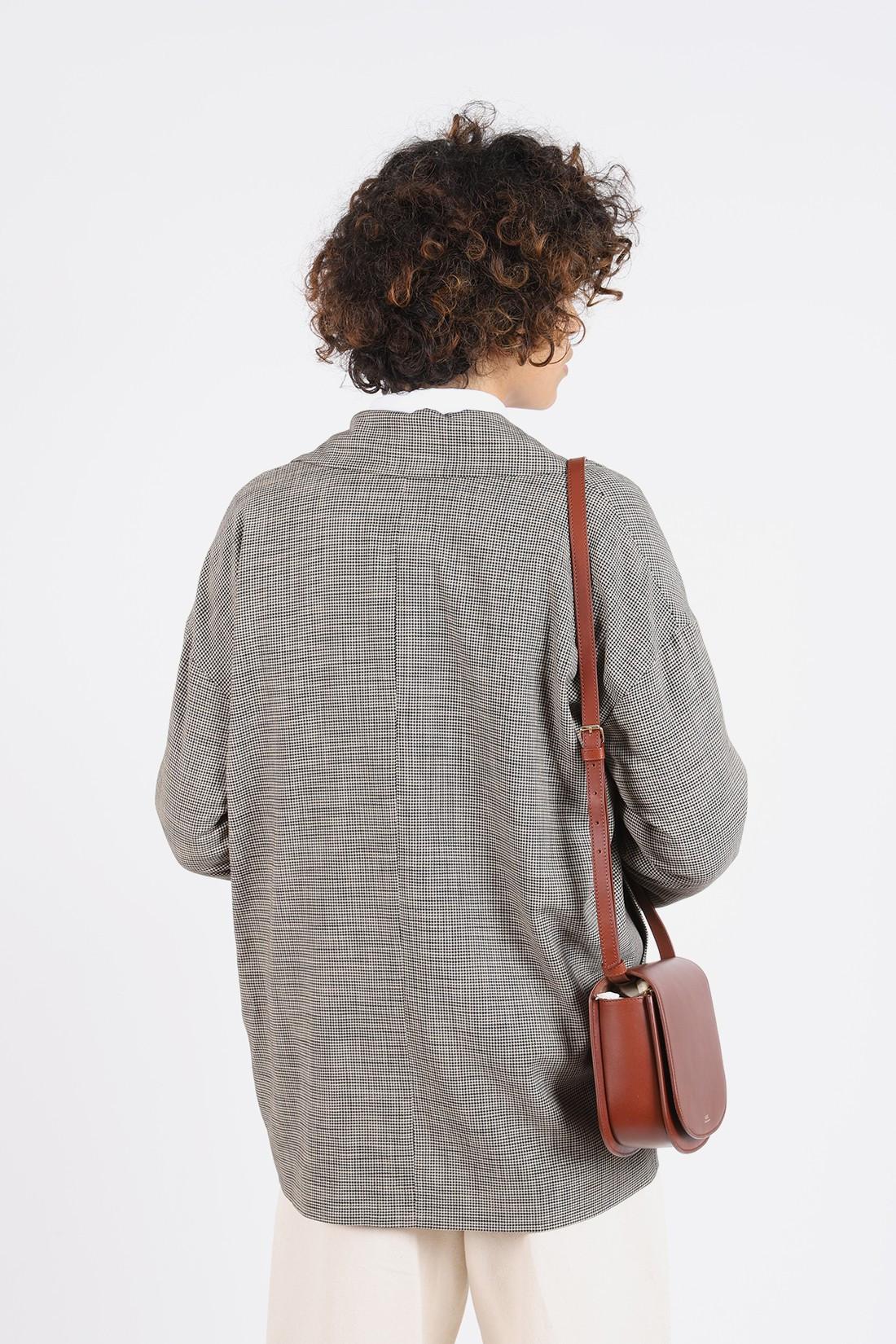 BELLEROSE FOR WOMAN / Blazer vedder Display a