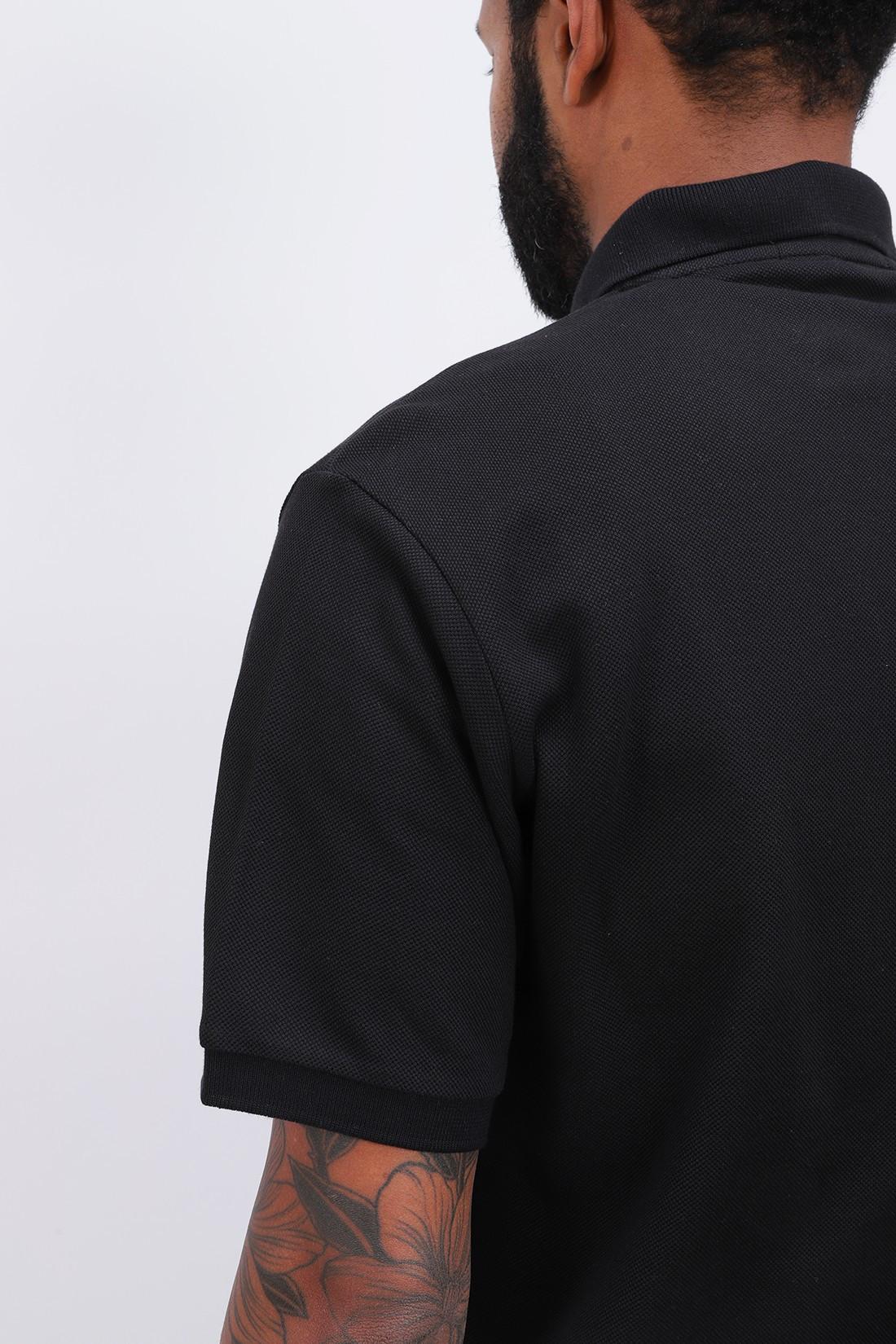 STONE ISLAND / 22r39 polo shirt v0029 Nero
