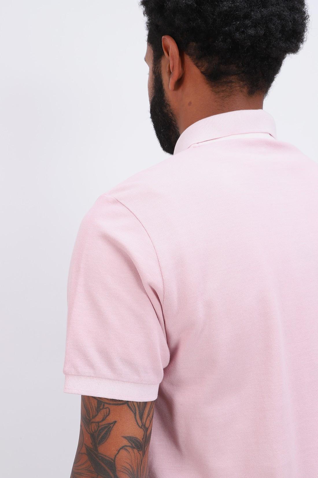 STONE ISLAND / 22s67 polo shirt v0082 Roza antico