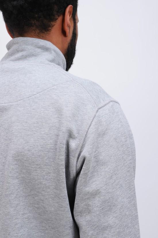 STONE ISLAND / 61951 half zip sweater v0m64 Polvere melange
