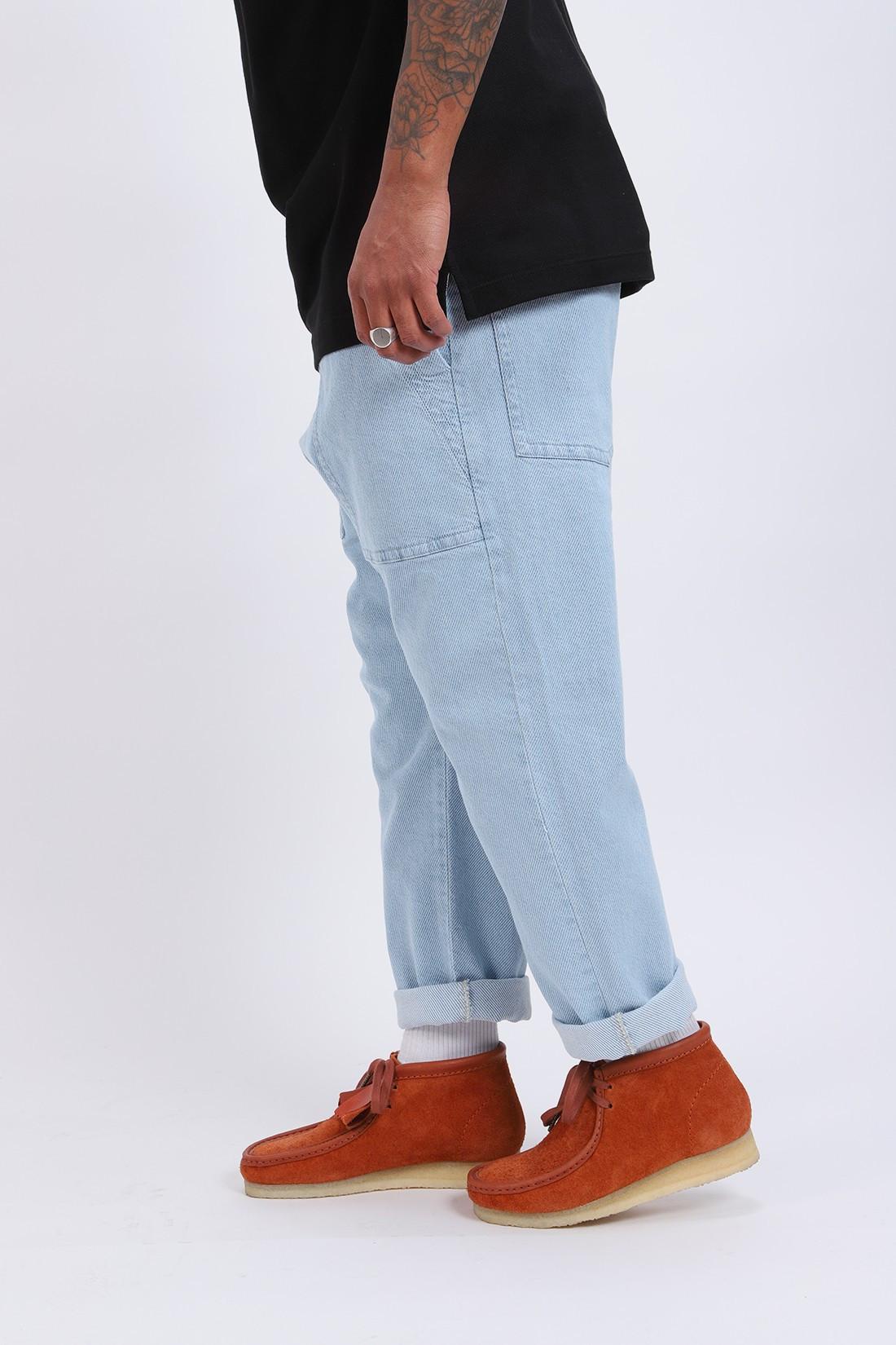 BARENA / Pantalone trabaco frusta Bleach
