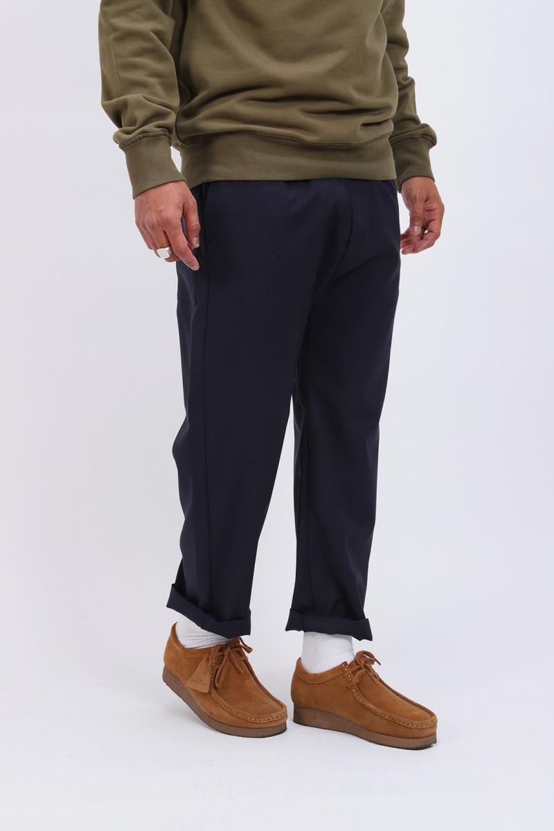 Pantalone bativoga tela Navy
