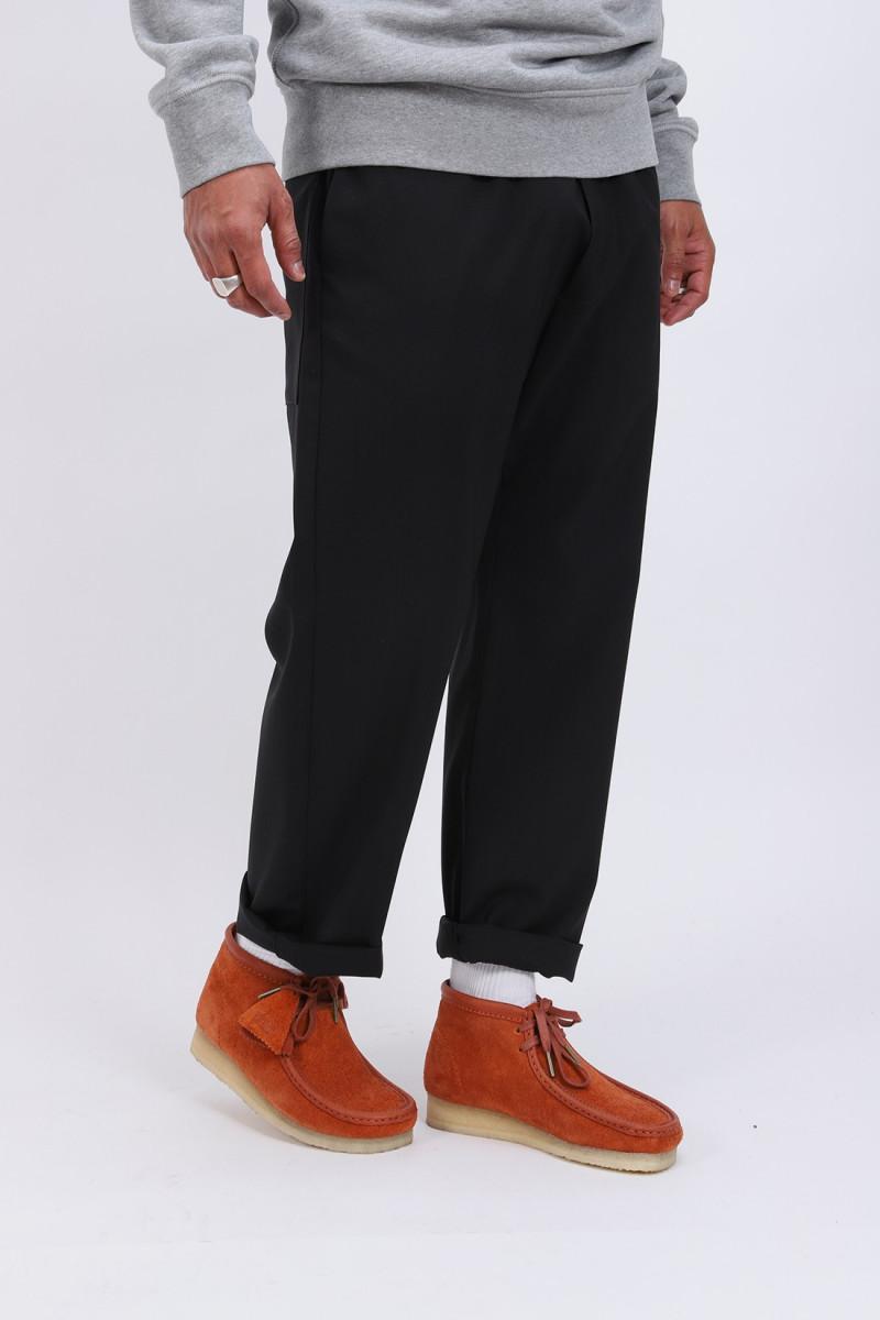 Pantalone bativoga tela Nero
