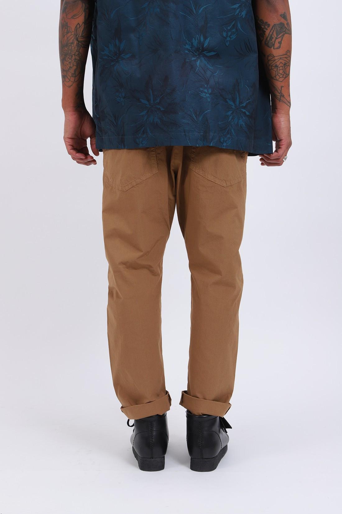 BARENA / Pantalone trabaco pavion Peanut