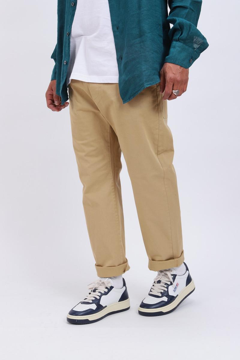 Pantalone bativoga stino Khaki