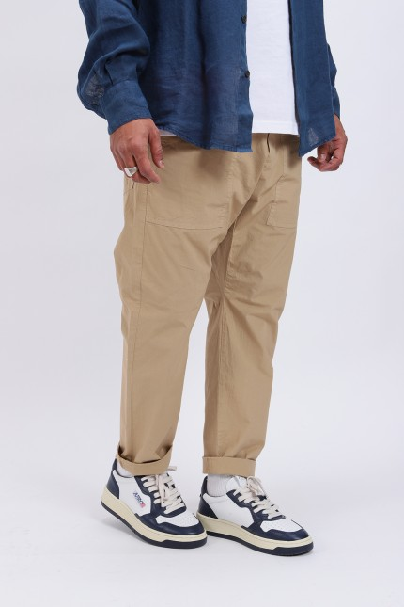 Pantalone trabaco pavion Khaki