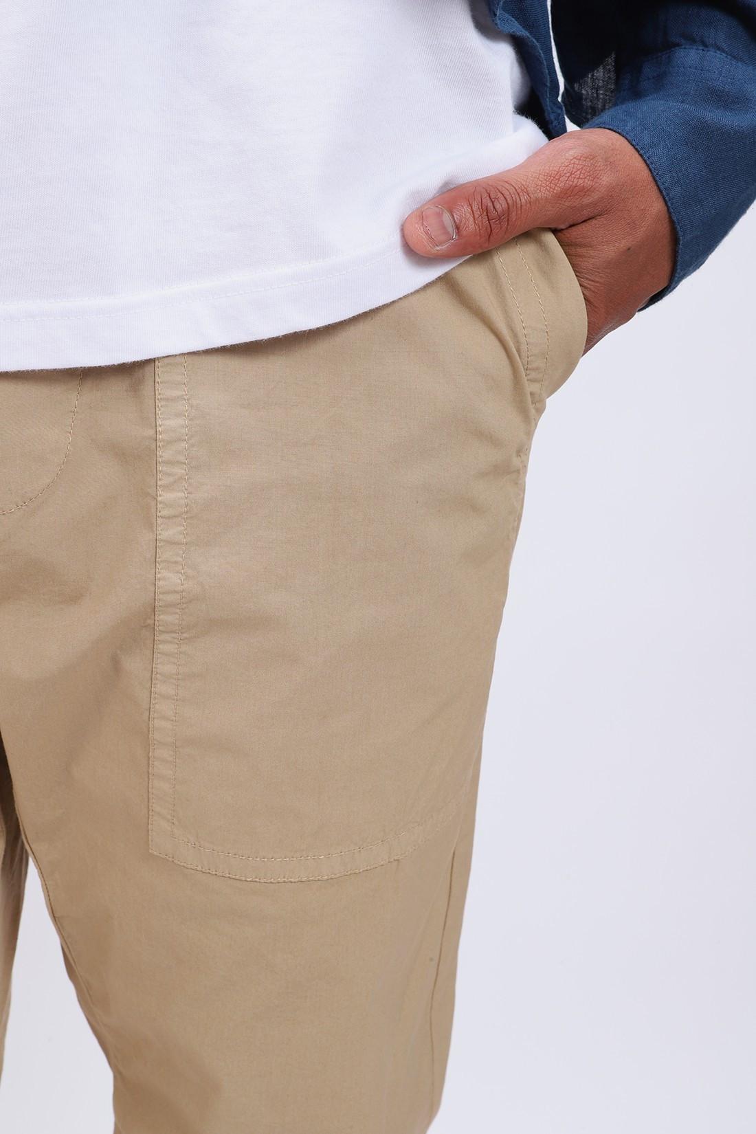 BARENA / Pantalone trabaco pavion Khaki