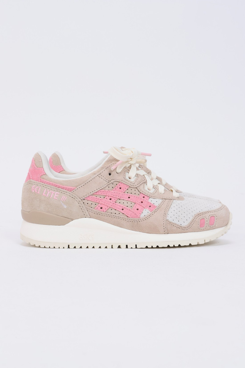 Gel-lyte iii og wood crepe Plum