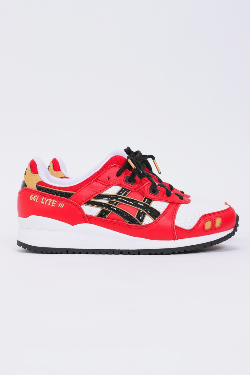 Gel-lyte iii og classic Red / black