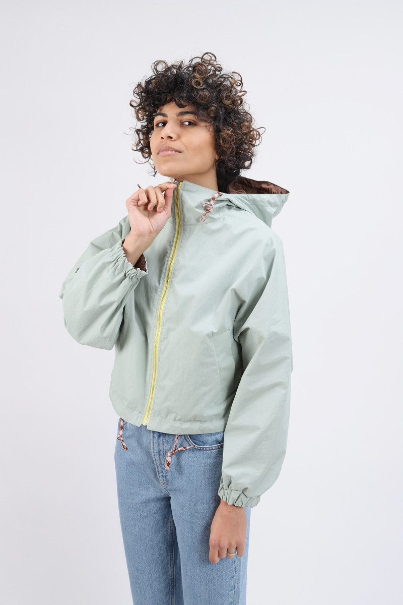 Jacket loud Aqua