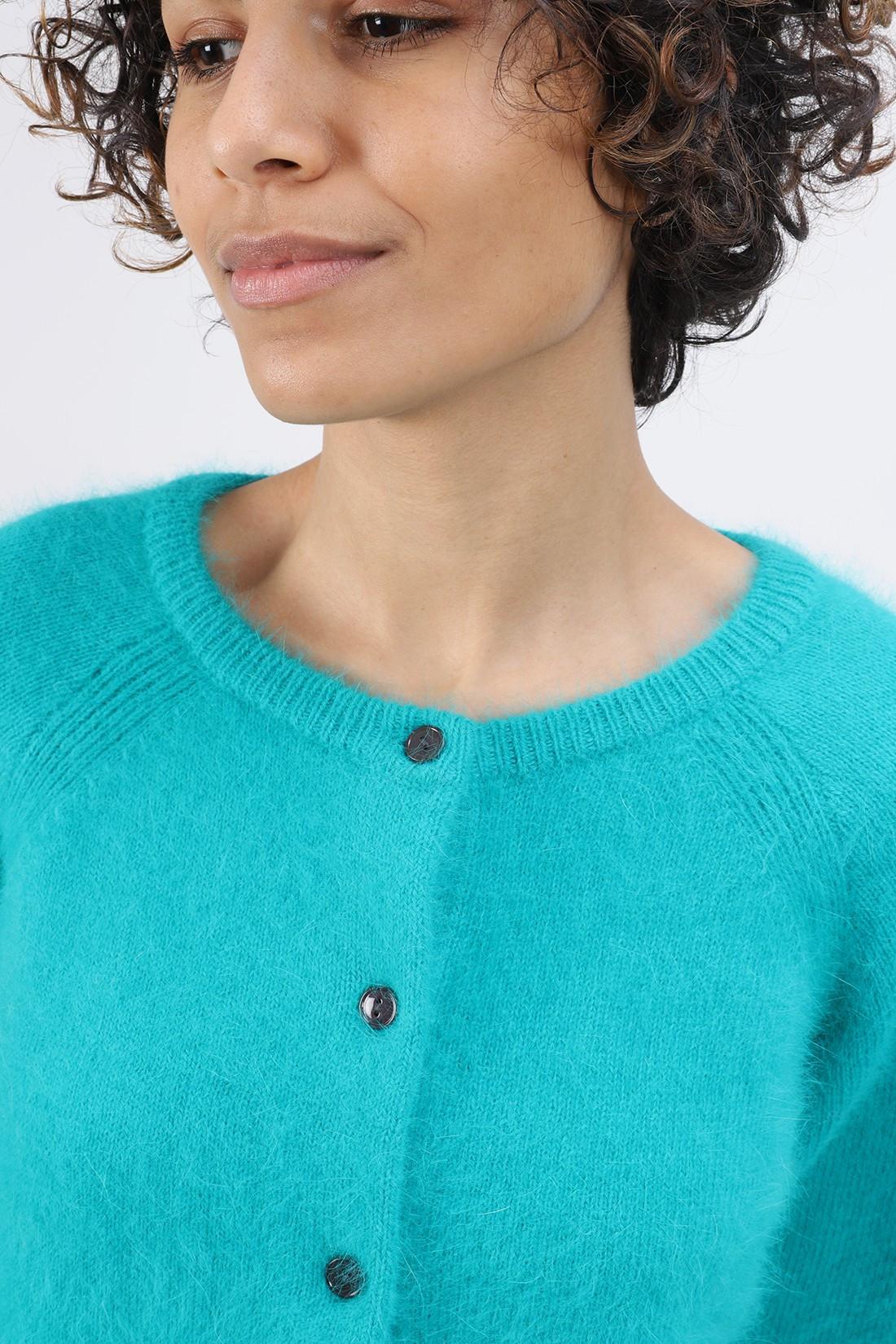 BELLEROSE FOR WOMAN / Datair cardigan Emerald