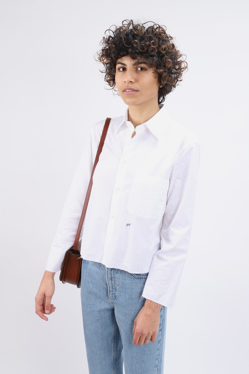 Chemise camicia ursula Bianco