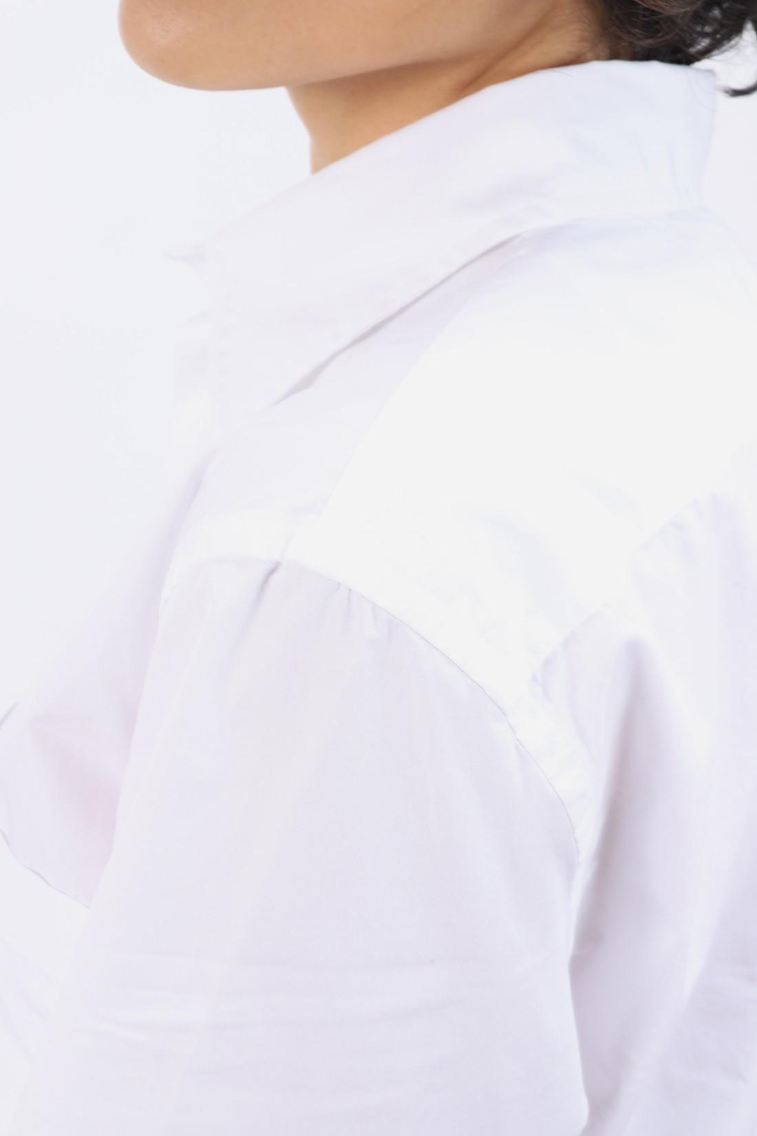 BARENA FOR WOMAN / Chemise camicia ursula Bianco