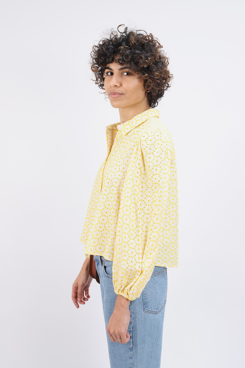 Howland blouse Combo a