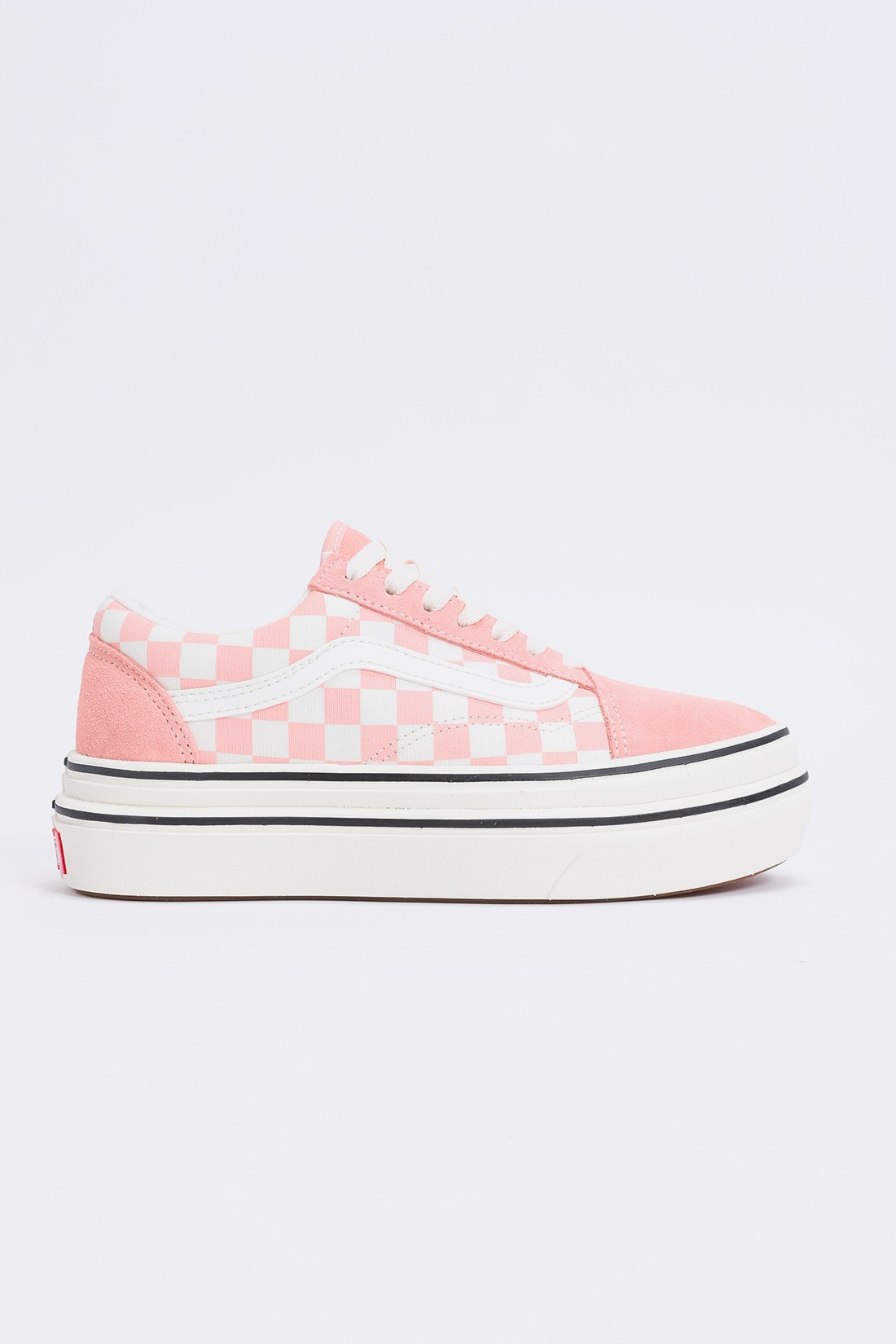 VANS / Super comfycush old skool Peach/marshmallow