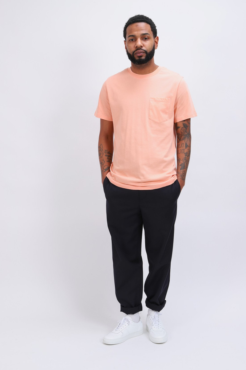 T-shirt road Corail