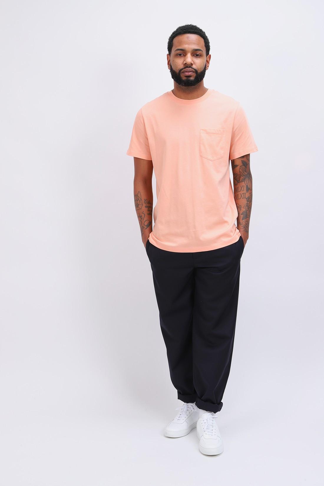 A.P.C. / T-shirt road Corail