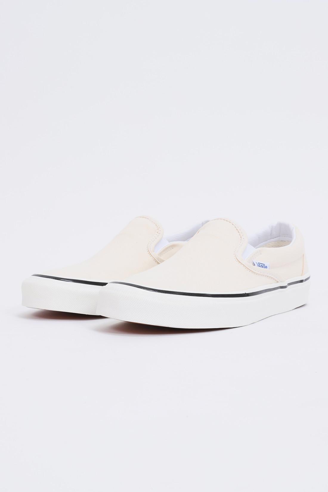 VANS / Classic slip-on 98 dx Og white