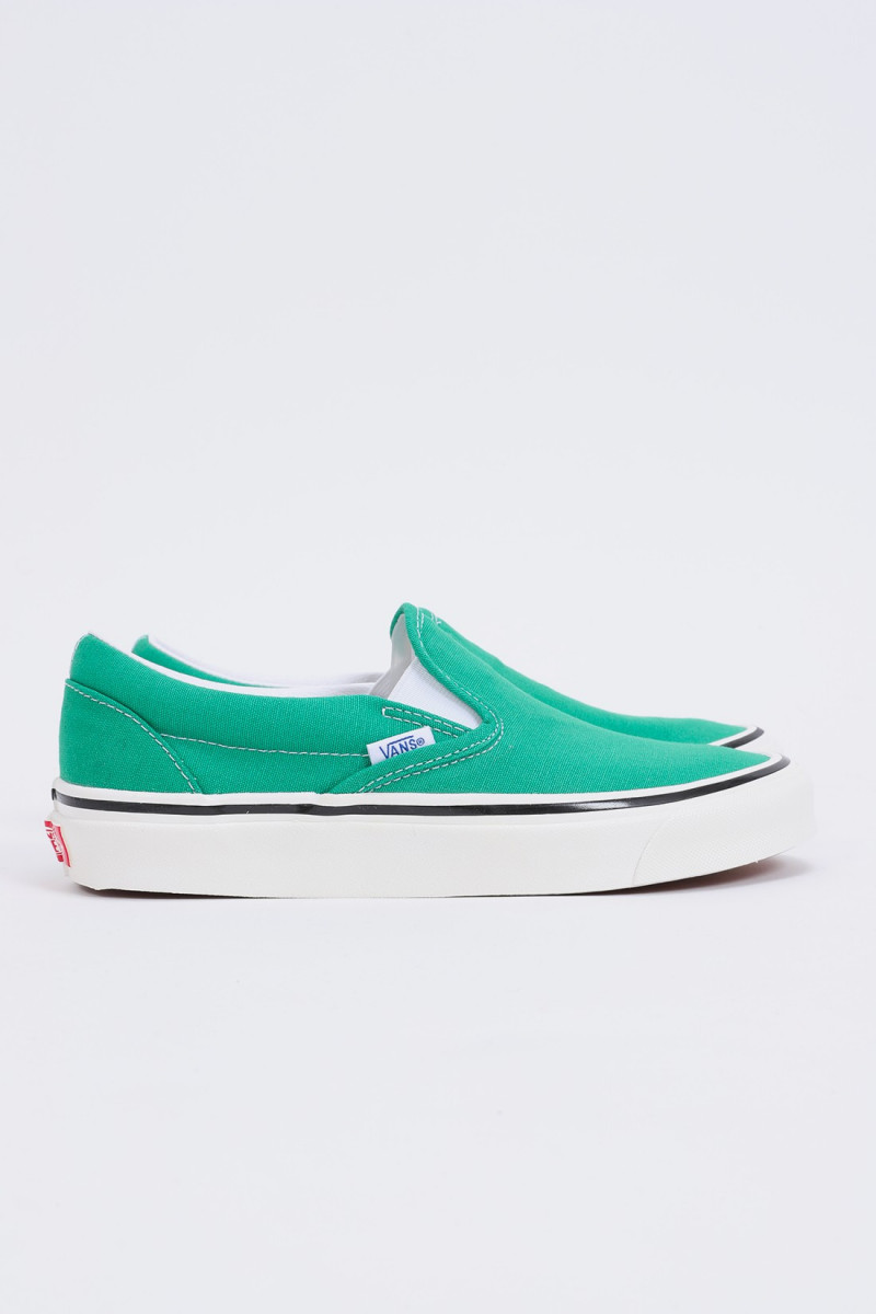 Classic slip-on 98 dx Og emerald