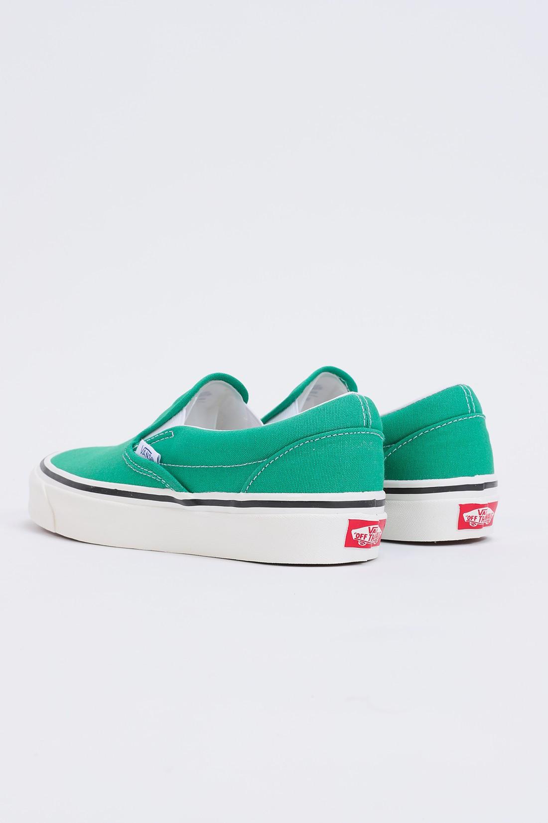 VANS / Classic slip-on 98 dx Og emerald