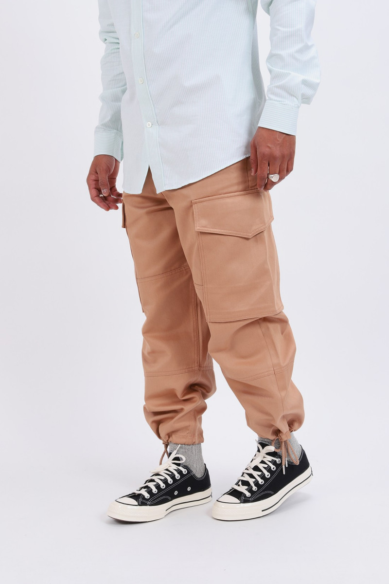 Pantalon worker Beige