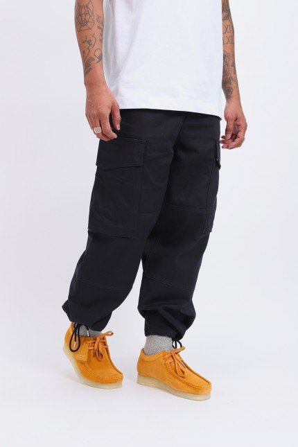 Pantalon worker Marine