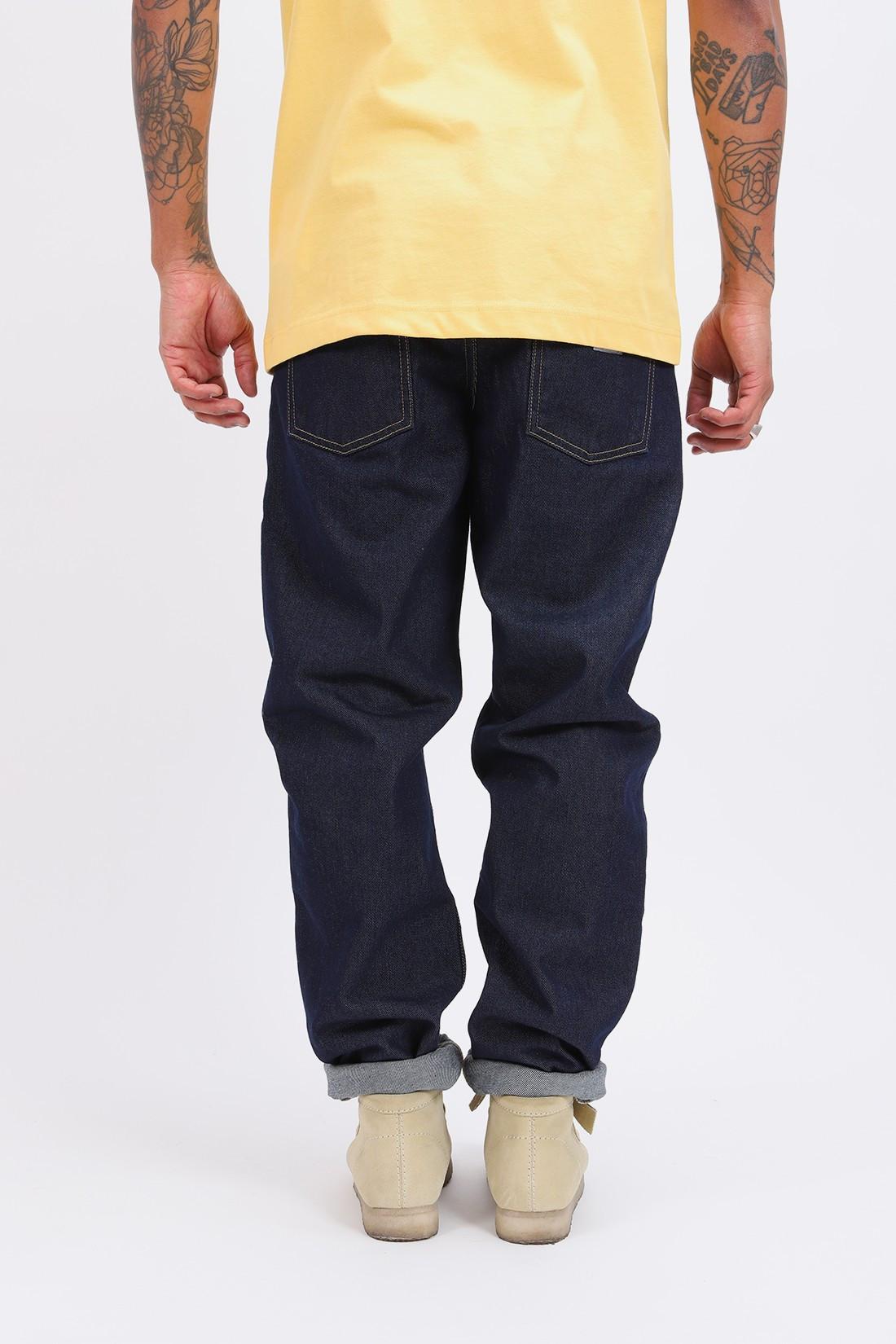 CARHARTT WIP / Newel pant Blue rinsed
