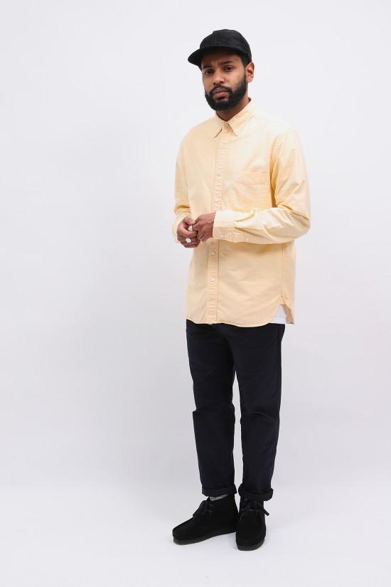 BEAMS PLUS / B.d oxford Yellow