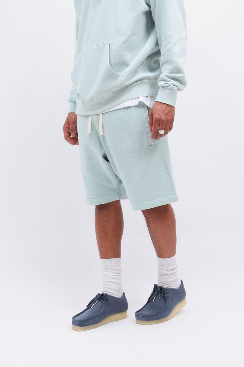 Athletic short sweat Mint green