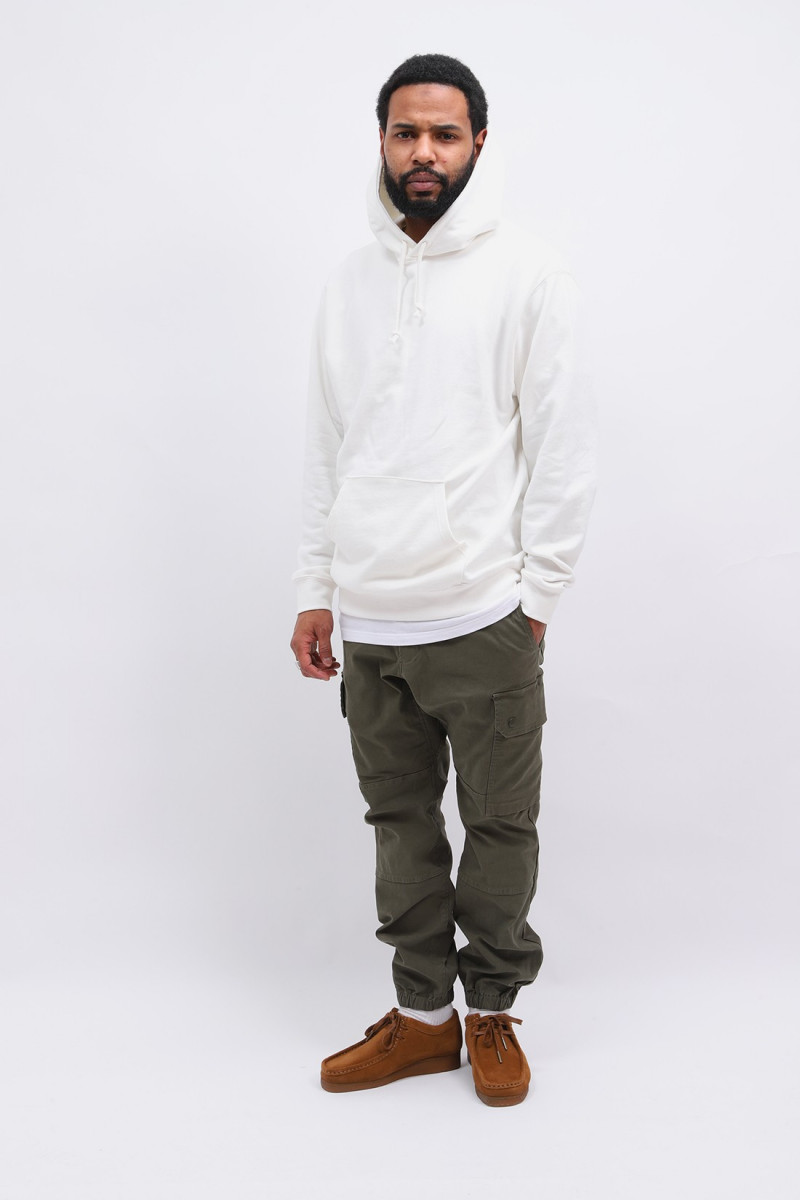 Hoodie sweat pigment dye Off white